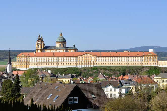 Melk Abbey Tours From Vienna