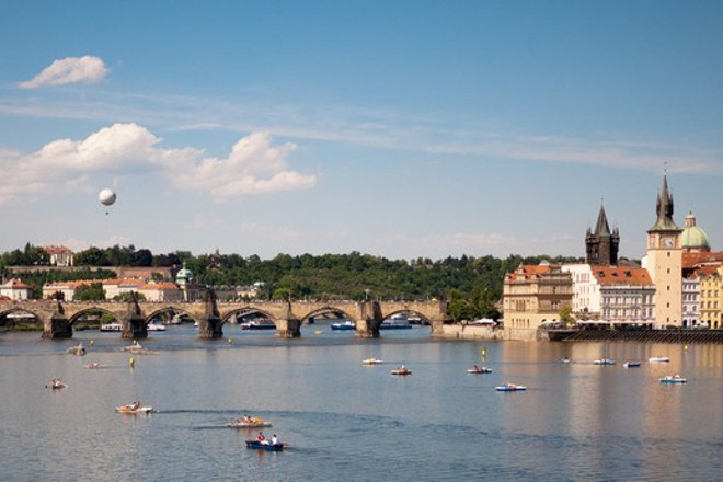 Prague-Vltava-River-private-day-trip-from-Vienna