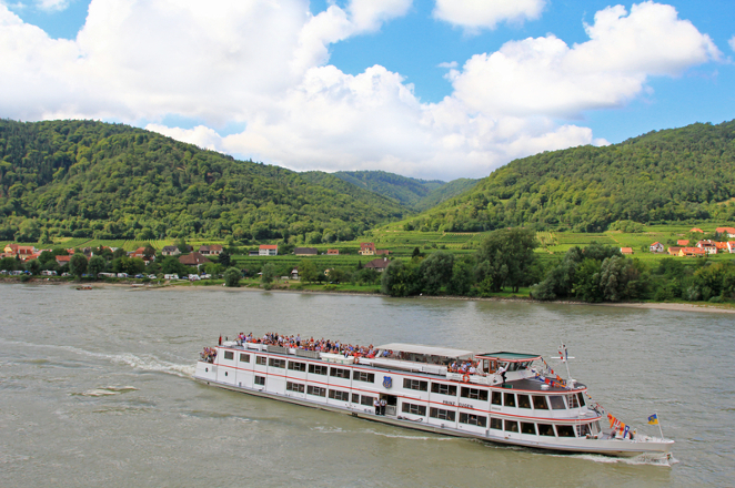 Wachau Valley Boat Tour