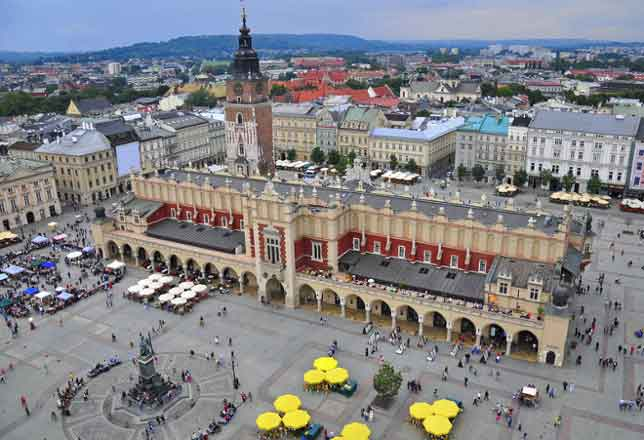 Krakow Half Day Tours